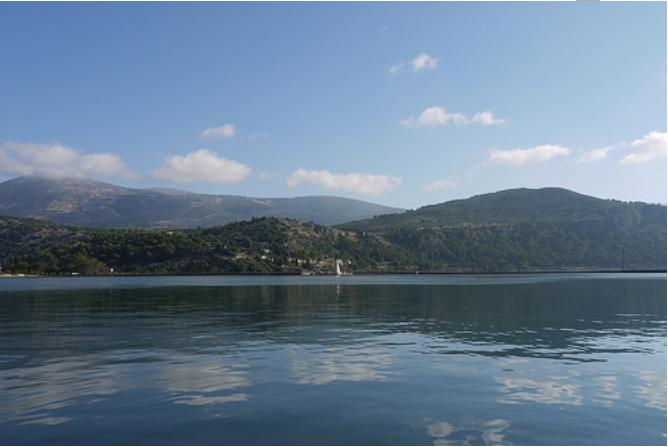 希腊小城Argostoli(Kefalonia)4